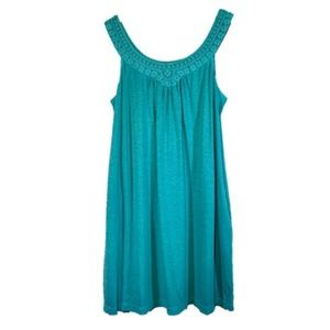 Tommy Bahama Relax Cotton Coverup Shift Sun Dress